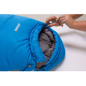 Vango Latitude 300 Sleeping Bag long Imperial Blue